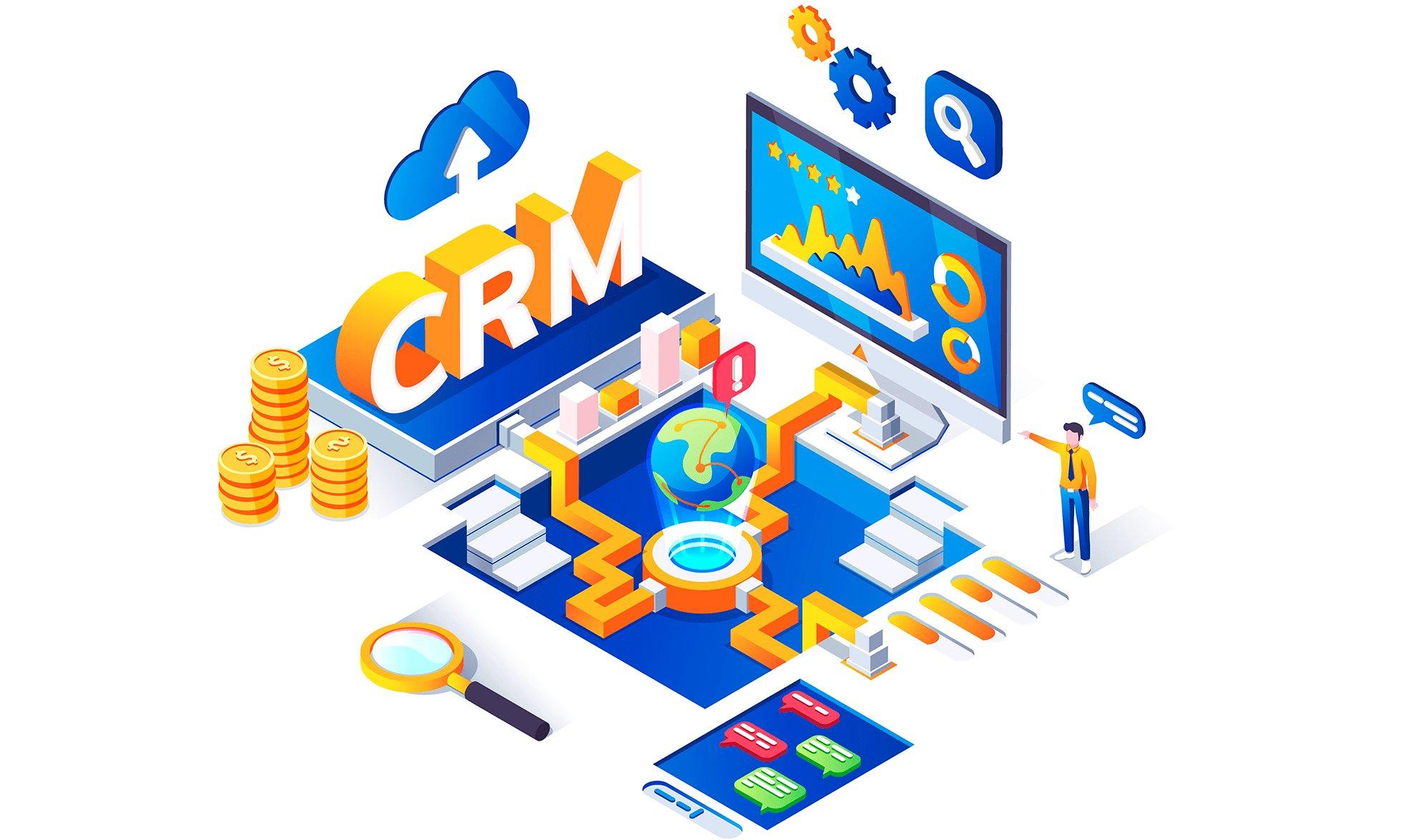 Зачем нужна интеграция CRM-системы с сайтом