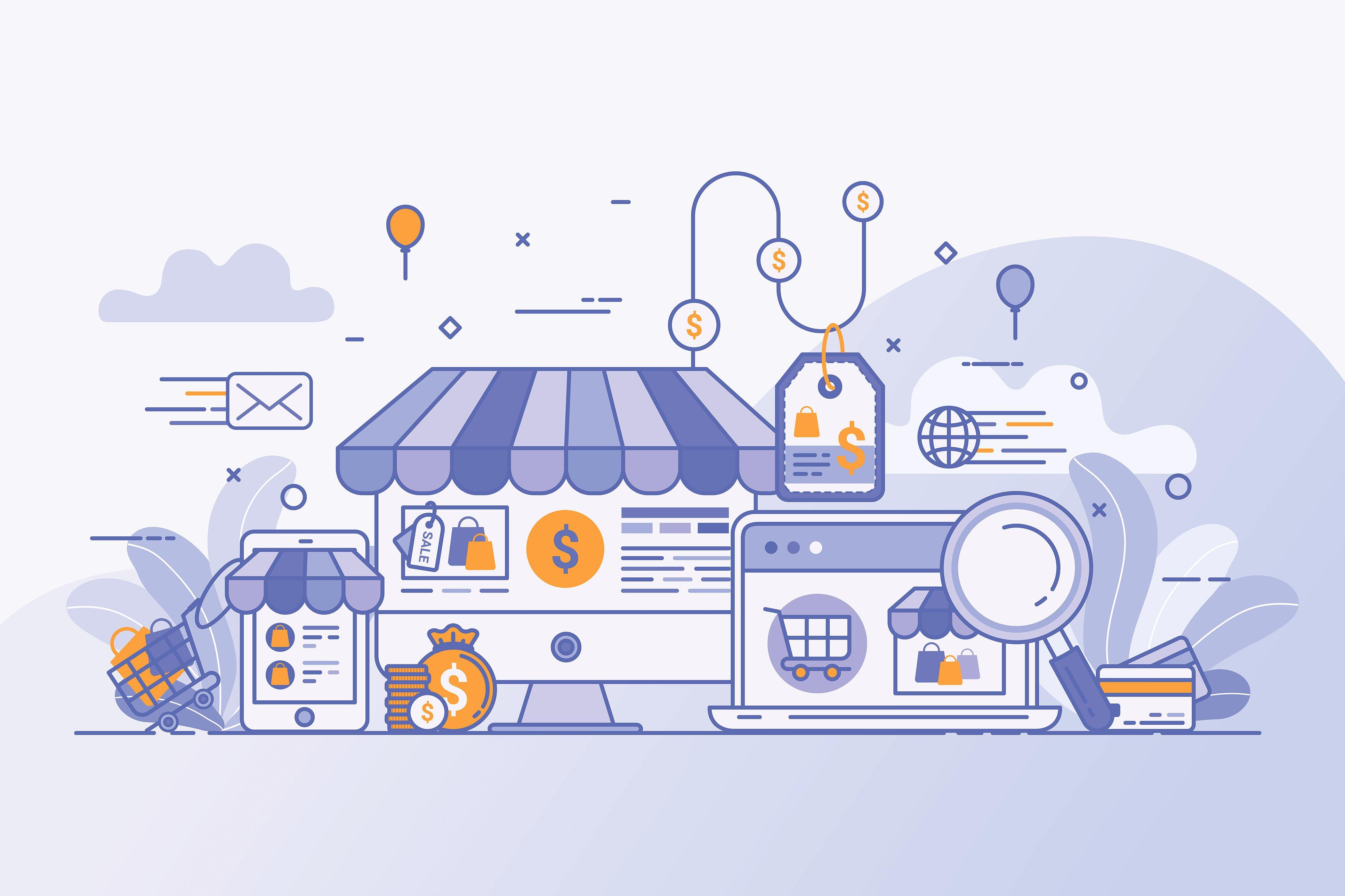 10 лучших конструкторов для создания интернет-магазина