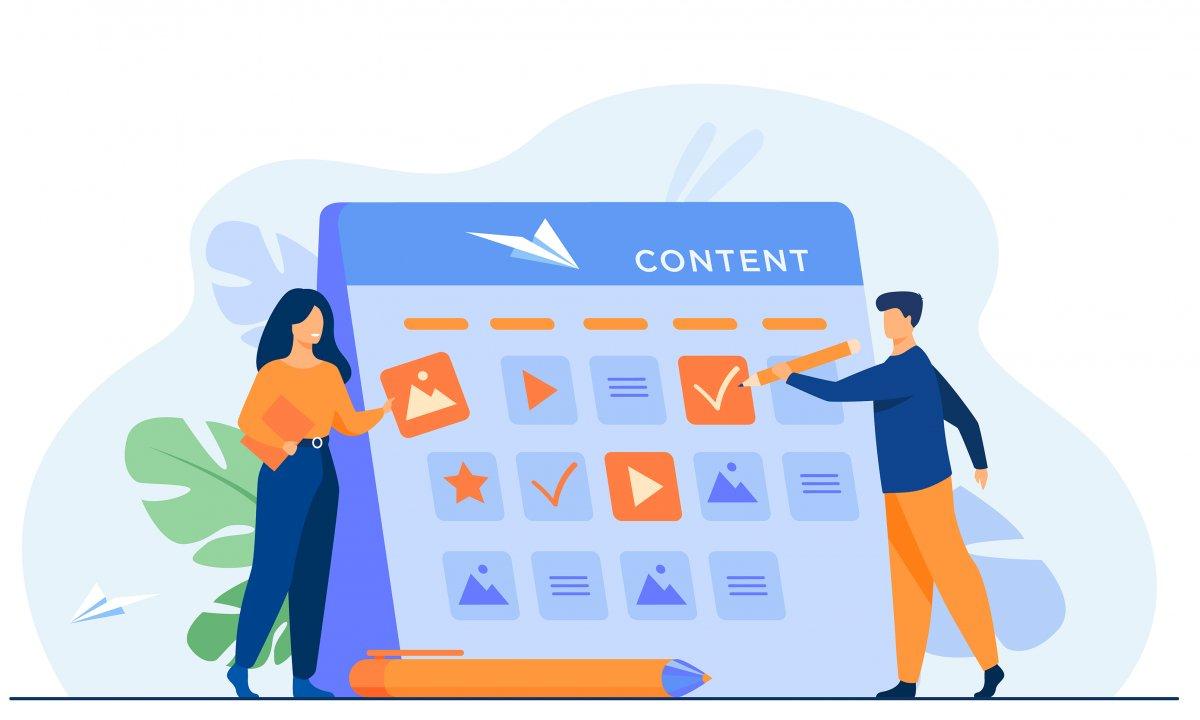 Из чего состоит контент стратегия